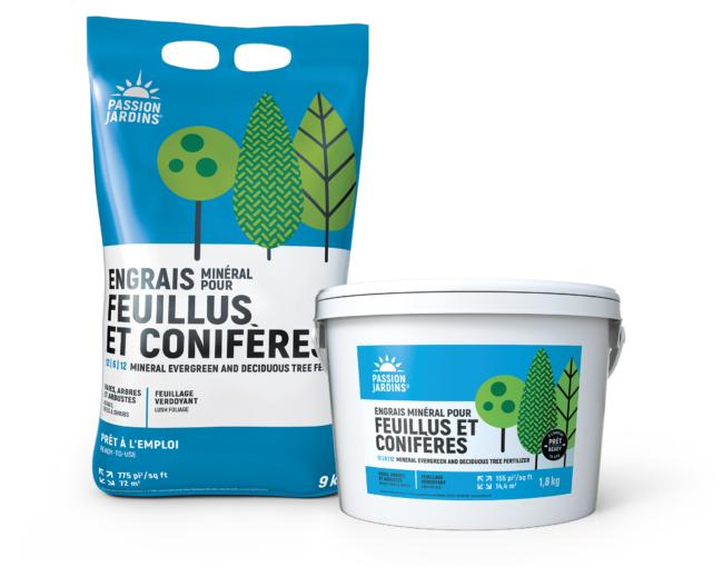 Photo du produit Engrais minéral pour Feuillus et conifères