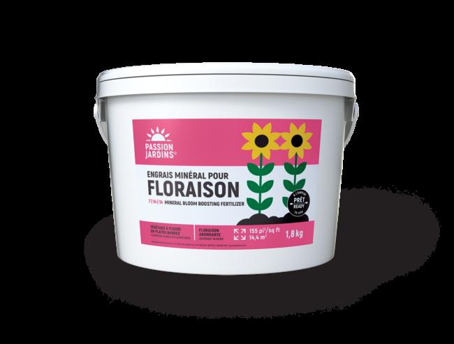 Photo du produit Engrais minéral pour Floraison